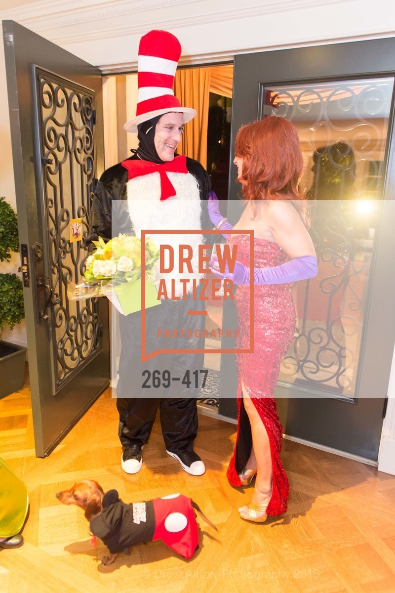 Gregory Malin, Toni Wolfson, Wolfson-Federighi Cartoon Costume Party, Private Residence. 737 Bay Road, October 24th, 2015,Drew Altizer, Drew Altizer Photography, full-service agency, private events, San Francisco photographer, photographer california
