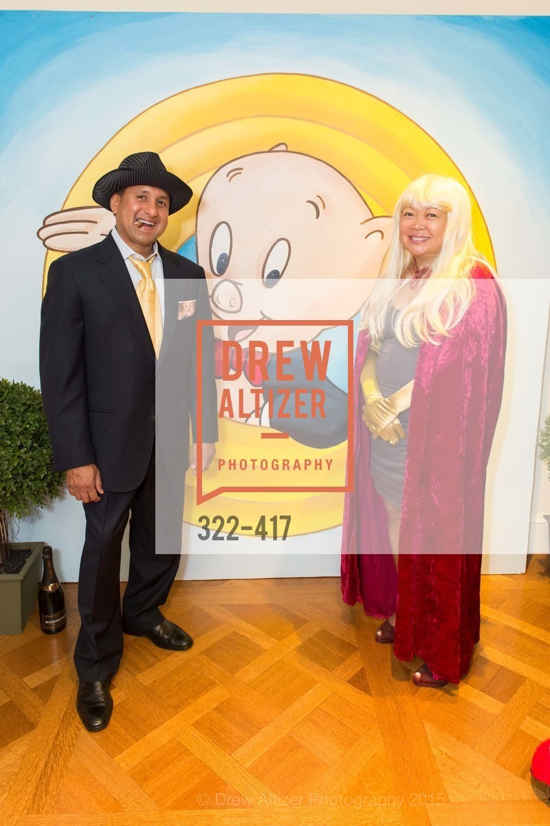 Steve Akram, Mary Paul Akram, Wolfson-Federighi Cartoon Costume Party, Private Residence. 737 Bay Road, October 24th, 2015,Drew Altizer, Drew Altizer Photography, full-service event agency, private events, San Francisco photographer, photographer California