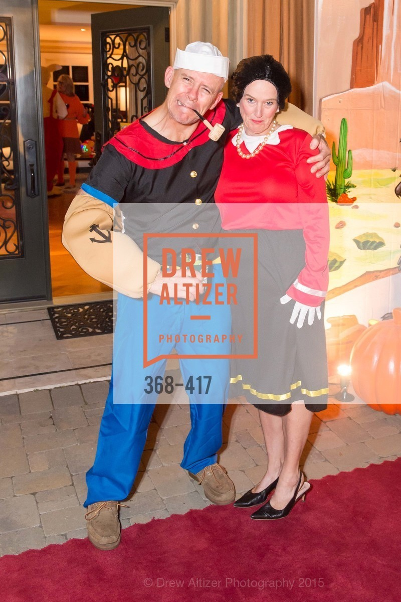 Andy Slucky, Ann Slucky, Wolfson-Federighi Cartoon Costume Party, Private Residence. 737 Bay Road, October 24th, 2015,Drew Altizer, Drew Altizer Photography, full-service agency, private events, San Francisco photographer, photographer california