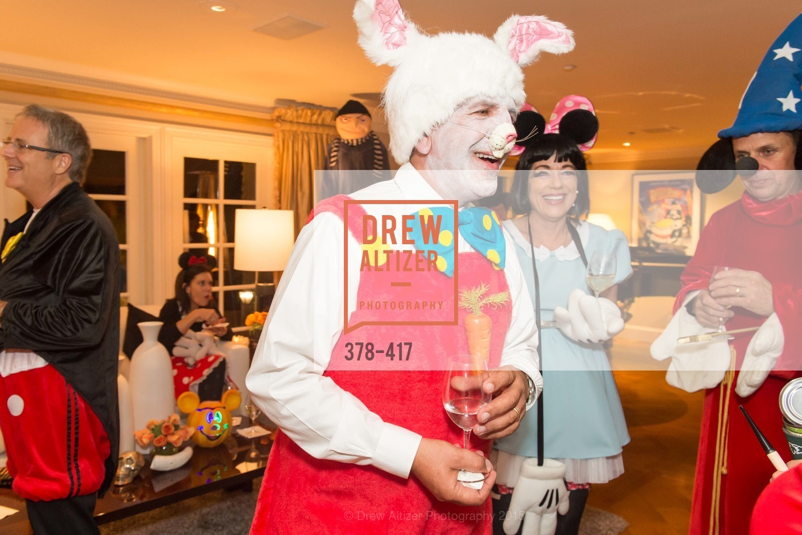 Bob Federighi, Brenda Wissbrod, Wolfson-Federighi Cartoon Costume Party, Private Residence. 737 Bay Road, October 24th, 2015,Drew Altizer, Drew Altizer Photography, full-service agency, private events, San Francisco photographer, photographer california