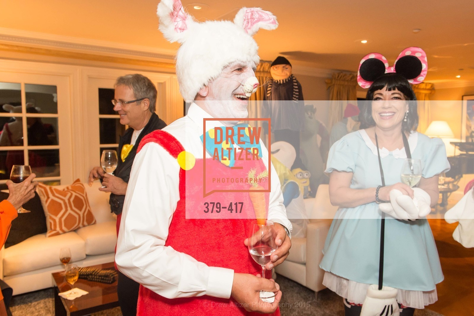 Bob Federighi, Brenda Wissbrod, Wolfson-Federighi Cartoon Costume Party, Private Residence. 737 Bay Road, October 24th, 2015,Drew Altizer, Drew Altizer Photography, full-service event agency, private events, San Francisco photographer, photographer California