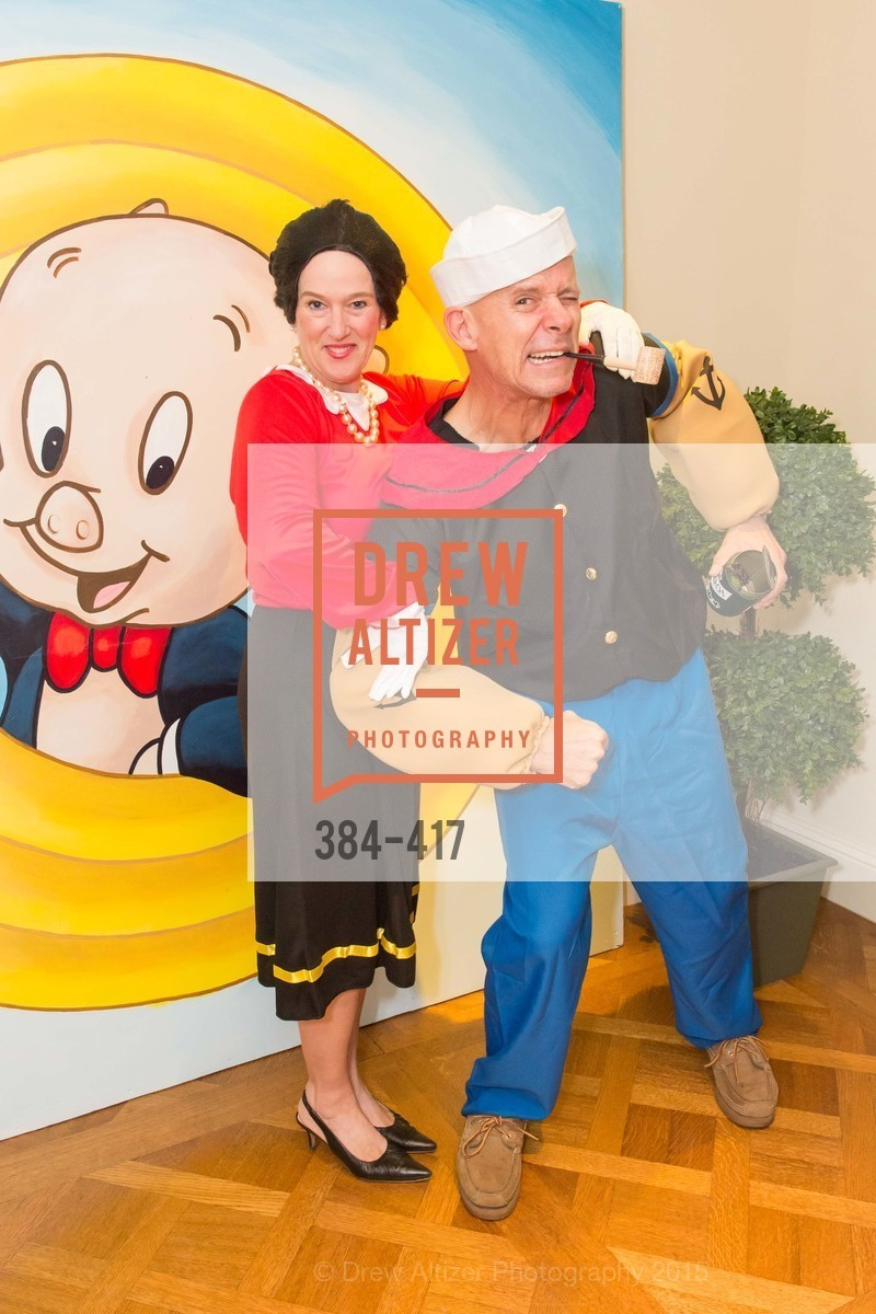 Ann Slucky, Andy Slucky, Wolfson-Federighi Cartoon Costume Party, Private Residence. 737 Bay Road, October 24th, 2015,Drew Altizer, Drew Altizer Photography, full-service agency, private events, San Francisco photographer, photographer california