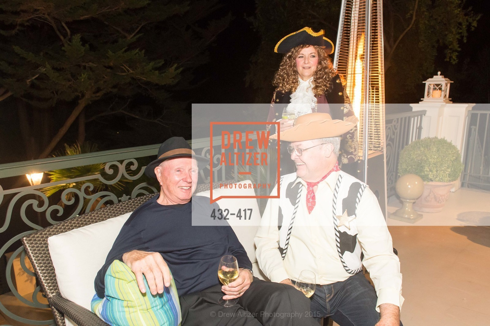 Claude Jarman, Jim Malott, Susan Malott, Wolfson-Federighi Cartoon Costume Party, Private Residence. 737 Bay Road, October 24th, 2015,Drew Altizer, Drew Altizer Photography, full-service agency, private events, San Francisco photographer, photographer california