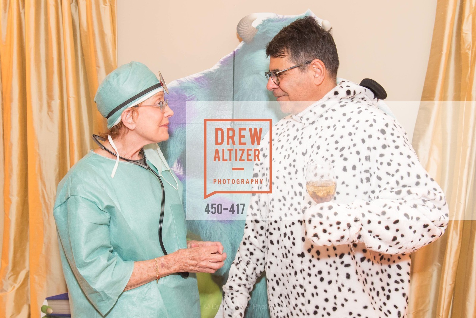 Phoebe Cowles, Gary Garabedian, Wolfson-Federighi Cartoon Costume Party, Private Residence. 737 Bay Road, October 24th, 2015,Drew Altizer, Drew Altizer Photography, full-service agency, private events, San Francisco photographer, photographer california