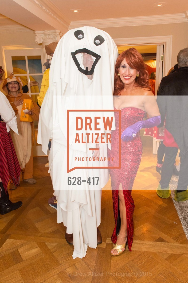 Peter Mueller, Toni Wolfson, Wolfson-Federighi Cartoon Costume Party, Private Residence. 737 Bay Road, October 24th, 2015,Drew Altizer, Drew Altizer Photography, full-service agency, private events, San Francisco photographer, photographer california