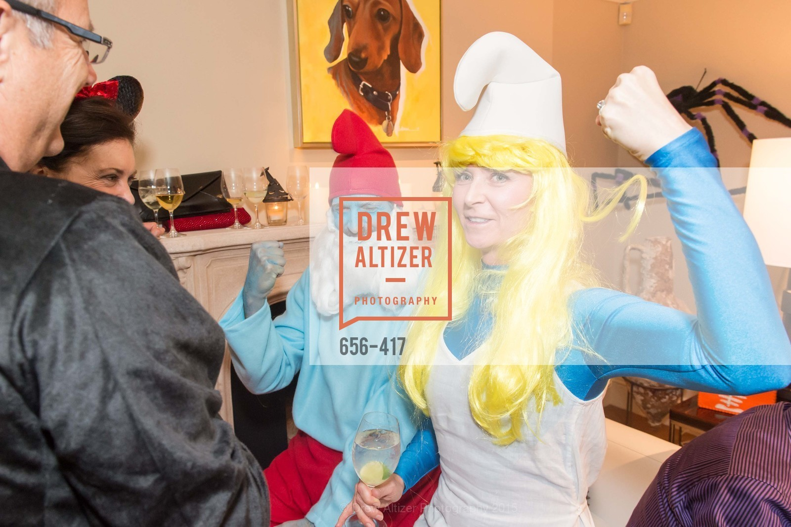Todd Stephens, Tori Stephens, Wolfson-Federighi Cartoon Costume Party, Private Residence. 737 Bay Road, October 24th, 2015,Drew Altizer, Drew Altizer Photography, full-service agency, private events, San Francisco photographer, photographer california