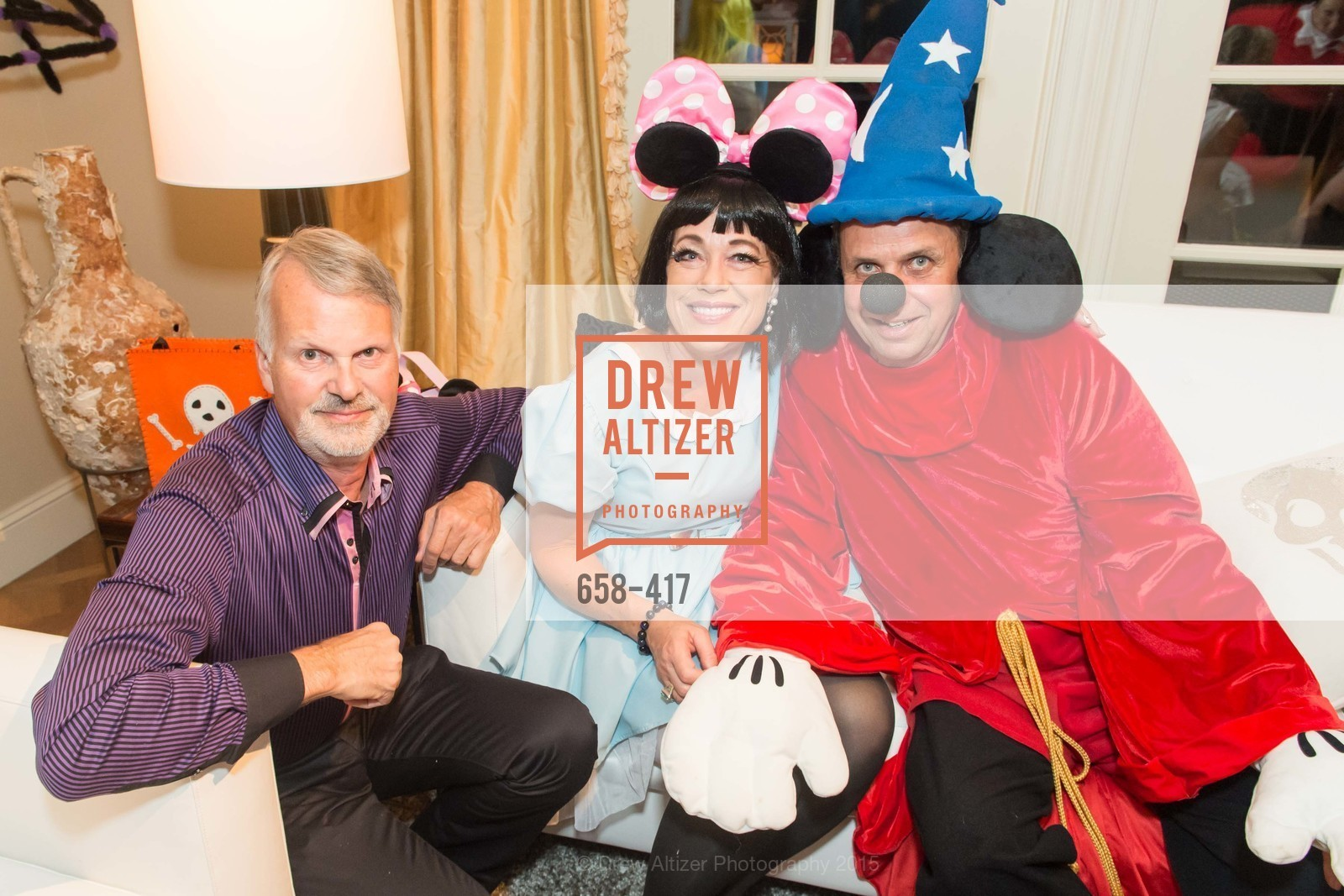 John Bundschuh, Brenda Wissbrod, Steve Maniscalco, Wolfson-Federighi Cartoon Costume Party, Private Residence. 737 Bay Road, October 24th, 2015,Drew Altizer, Drew Altizer Photography, full-service agency, private events, San Francisco photographer, photographer california