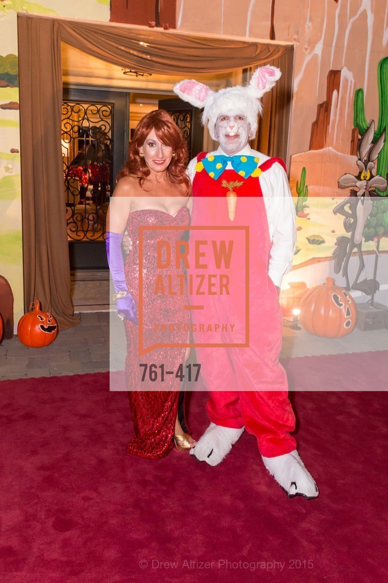 Toni Wolfson, Bob Federighi, Wolfson-Federighi Cartoon Costume Party, Private Residence. 737 Bay Road, October 24th, 2015,Drew Altizer, Drew Altizer Photography, full-service agency, private events, San Francisco photographer, photographer california