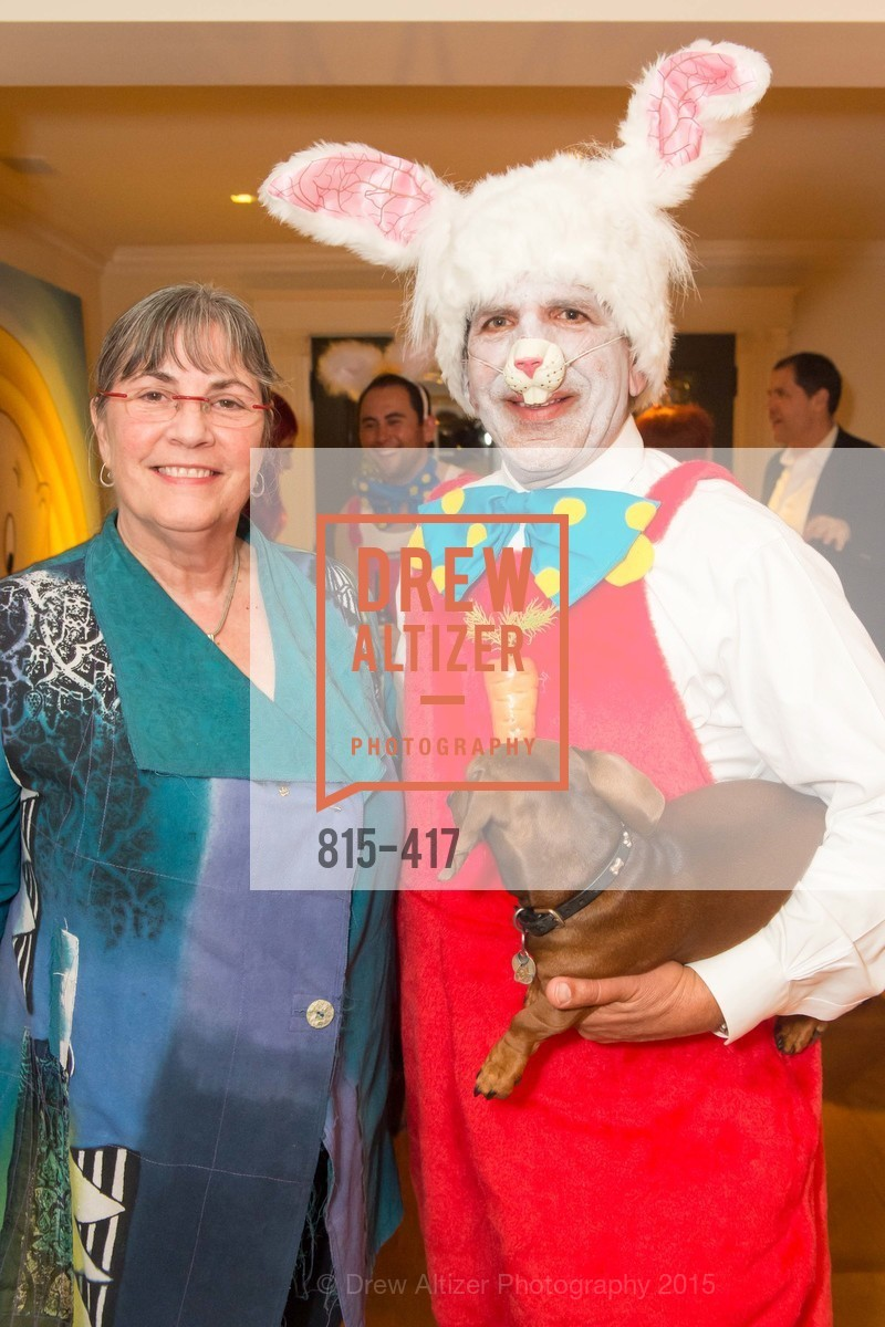Marge Bundschuh, Bob Federighi, Wolfson-Federighi Cartoon Costume Party, Private Residence. 737 Bay Road, October 24th, 2015,Drew Altizer, Drew Altizer Photography, full-service agency, private events, San Francisco photographer, photographer california