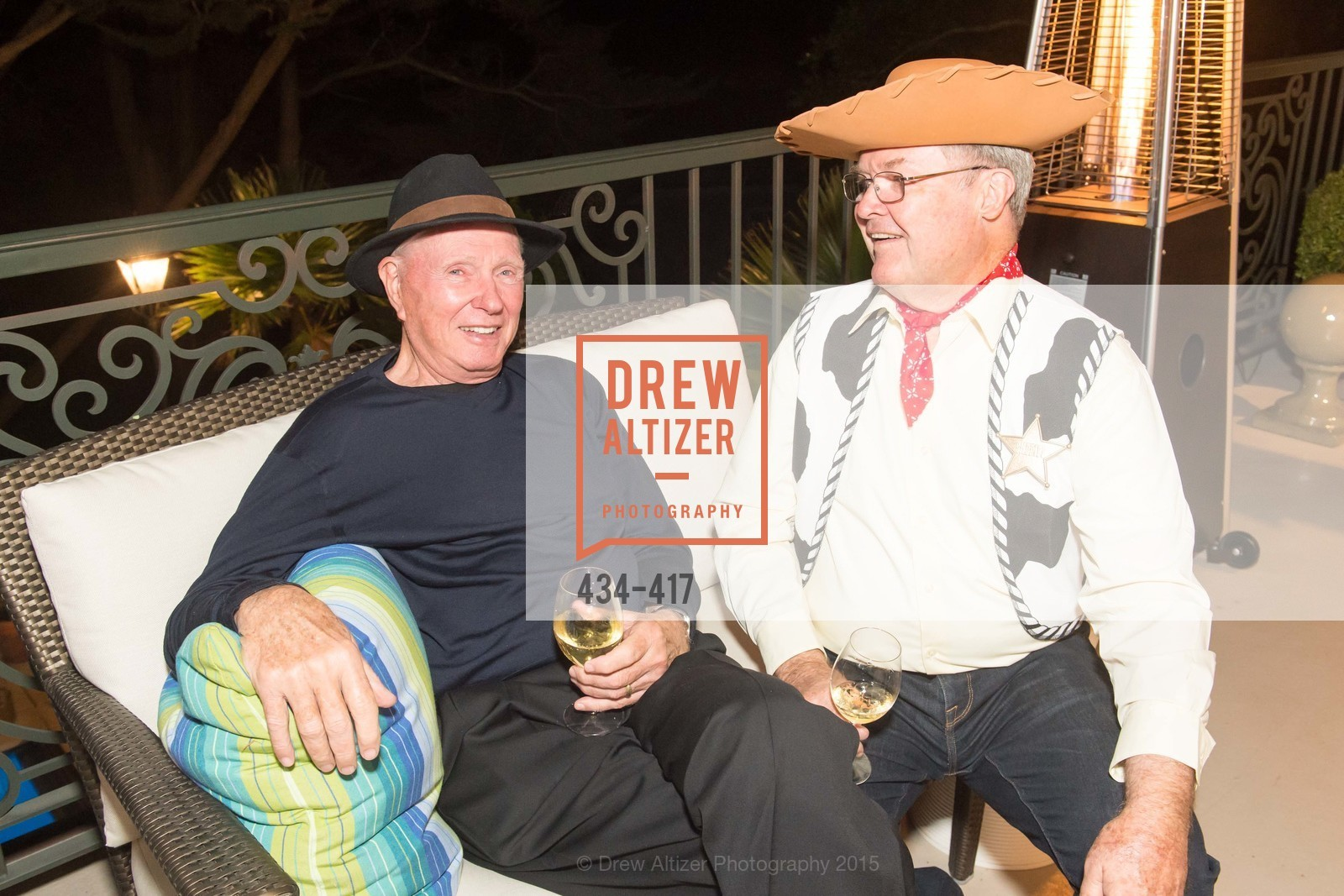 Claude Jarman, Jim Malott, Wolfson-Federighi Cartoon Costume Party, Private Residence. 737 Bay Road, October 24th, 2015,Drew Altizer, Drew Altizer Photography, full-service agency, private events, San Francisco photographer, photographer california