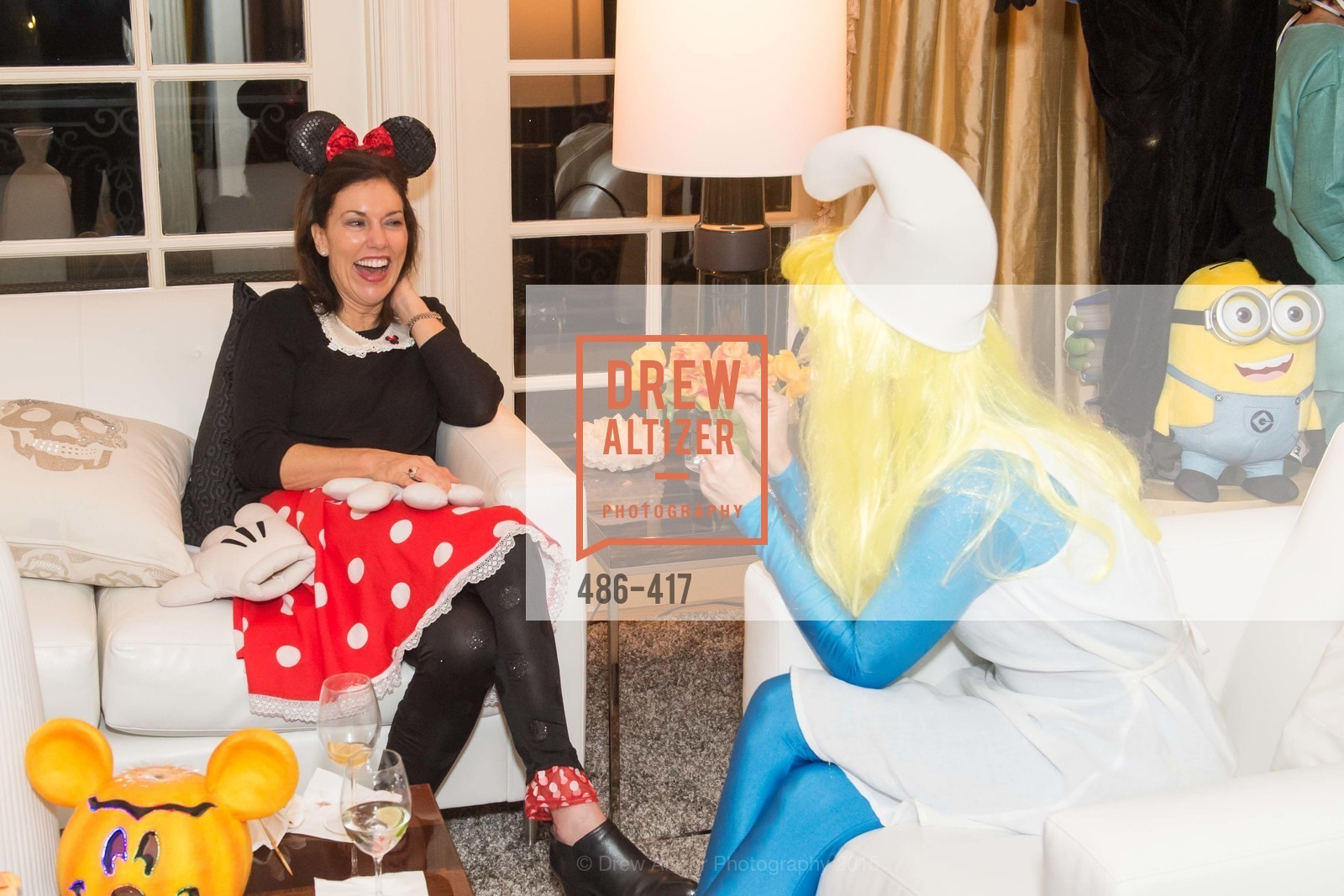 Bridget Fish, Wolfson-Federighi Cartoon Costume Party, Private Residence. 737 Bay Road, October 24th, 2015,Drew Altizer, Drew Altizer Photography, full-service agency, private events, San Francisco photographer, photographer california