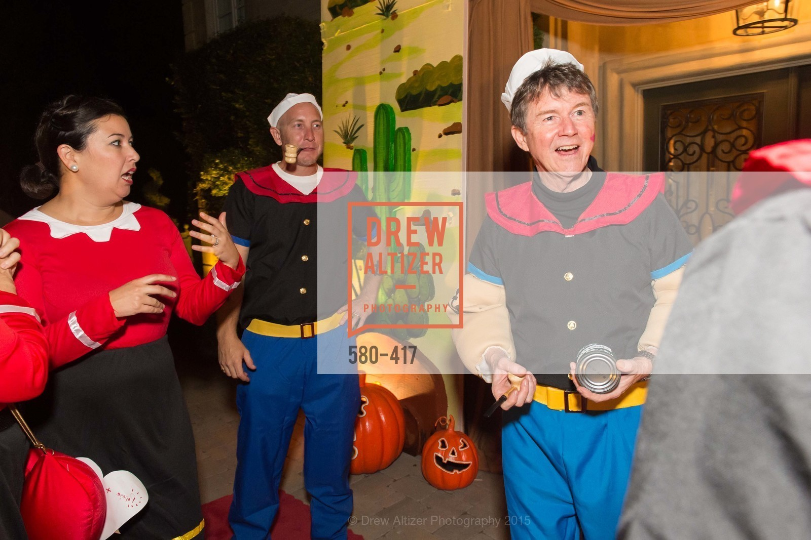 Nikki Tamboury, David Tamboury, Debby Sagues, Wolfson-Federighi Cartoon Costume Party, Private Residence. 737 Bay Road, October 24th, 2015,Drew Altizer, Drew Altizer Photography, full-service agency, private events, San Francisco photographer, photographer california