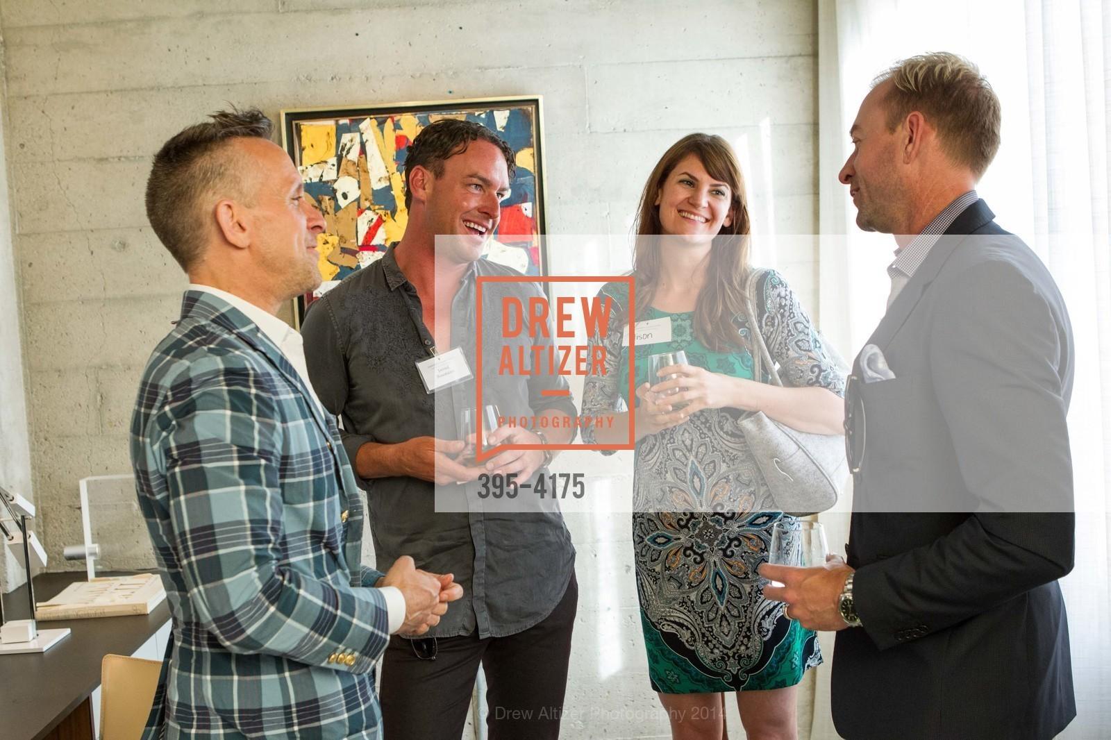 Jay Jeffers, Jarrod Baumann, Alison Boden, Michael Purdy, Photo #395-4175