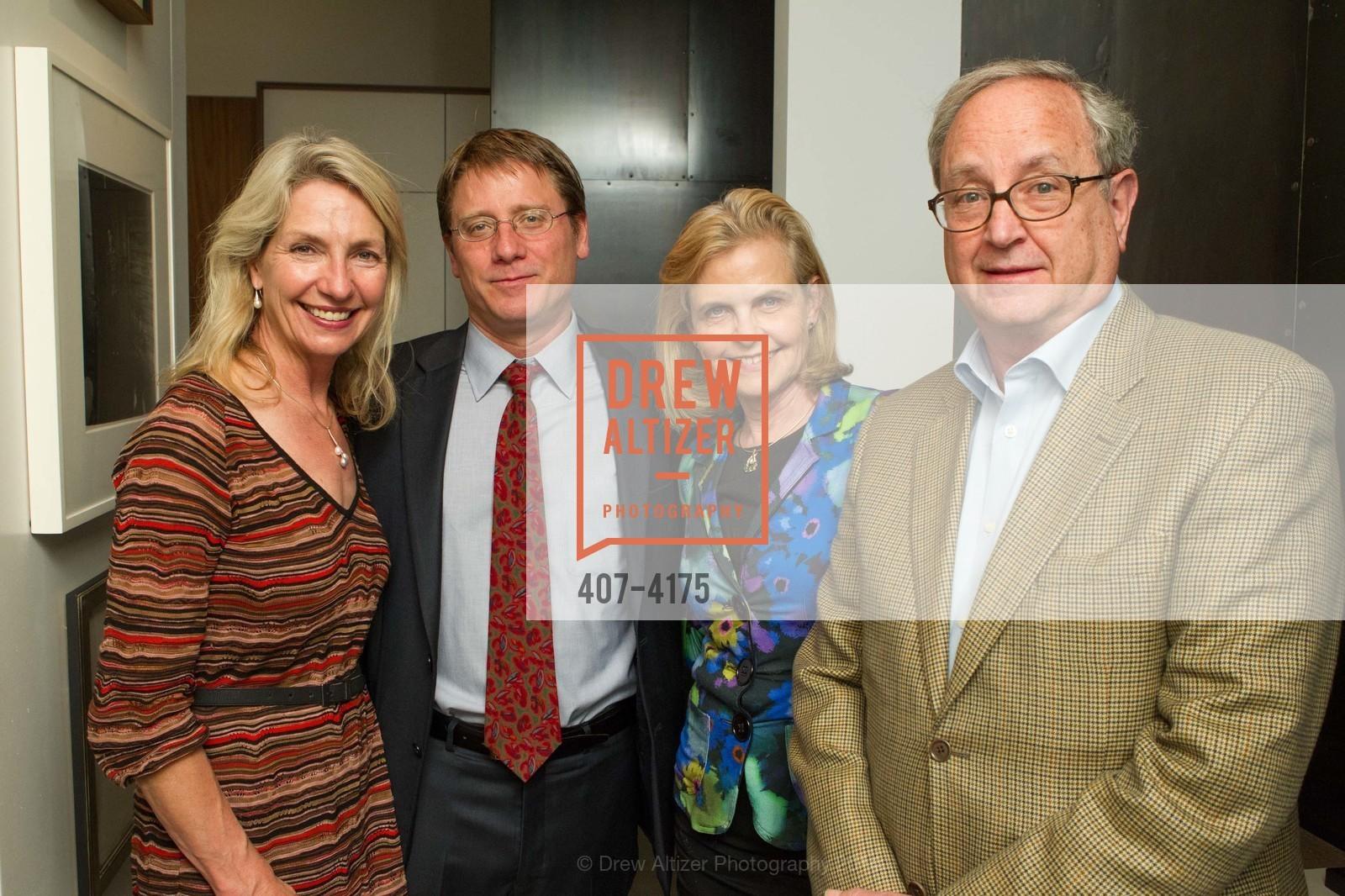 Kathy Geissler Best, Peter Crosby, Pauline Van Ysendoorn, Ron Bornstein, Photo #407-4175