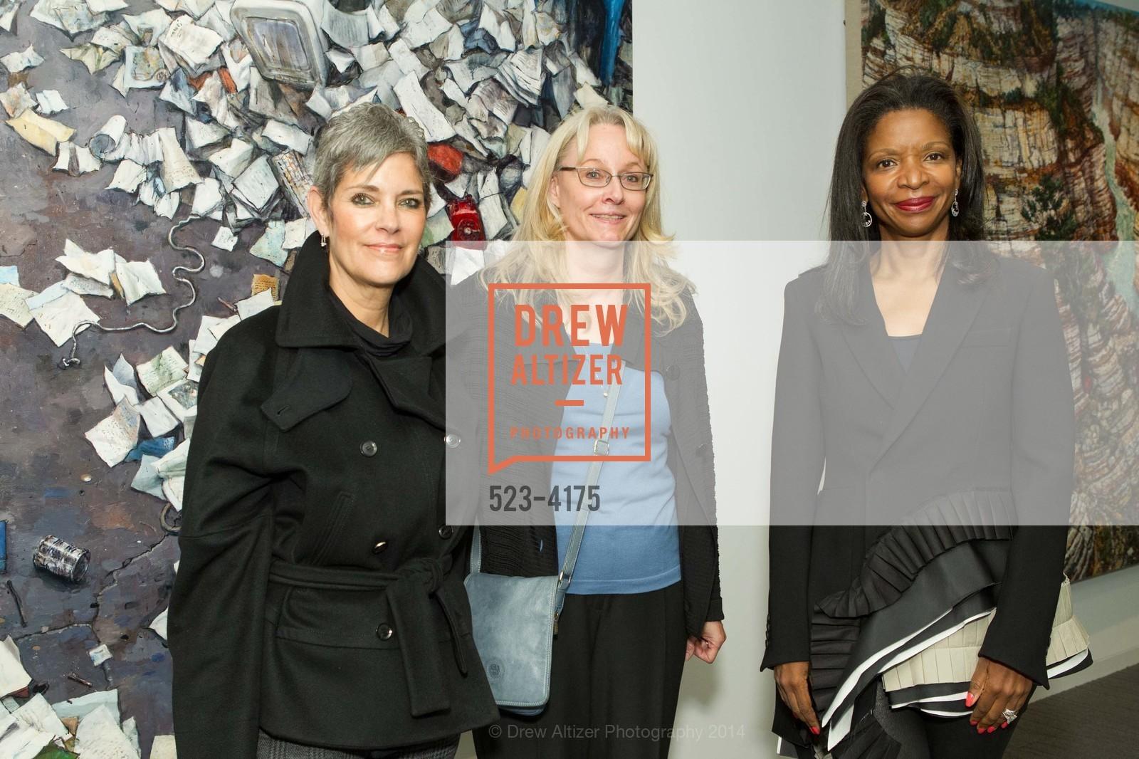 Mary Lou Castellanos, Kim Meyer, Pamela Joyner, Photo #523-4175