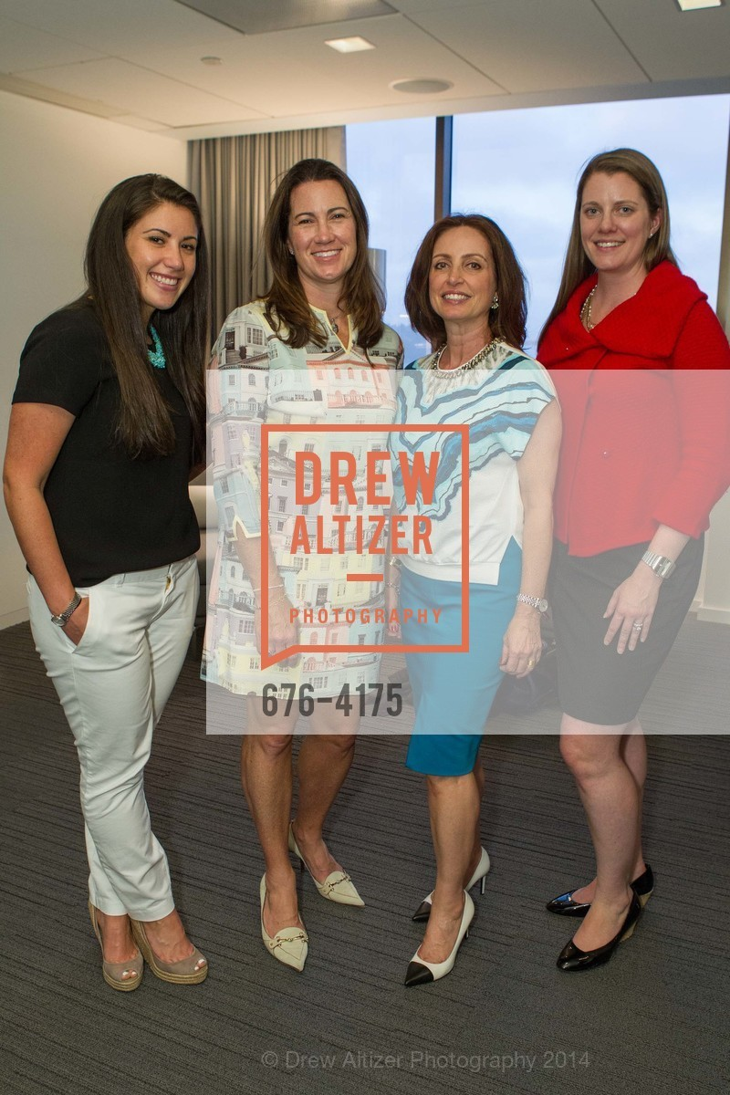 Denise Marica, Jennifer Jeffries, Maria DiGrande, Laura Thornhill, Photo #676-4175