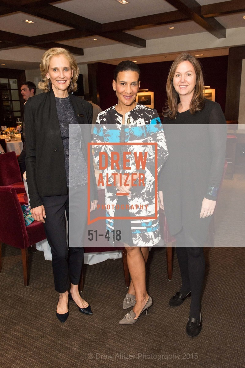 Jennifer Biederbeck, Andrea Fiuczynsky, Sarah Shepard, Artsy and Sotheby's Village Pub Dinner, Village Pub, October 27th, 2015,Drew Altizer, Drew Altizer Photography, full-service agency, private events, San Francisco photographer, photographer california