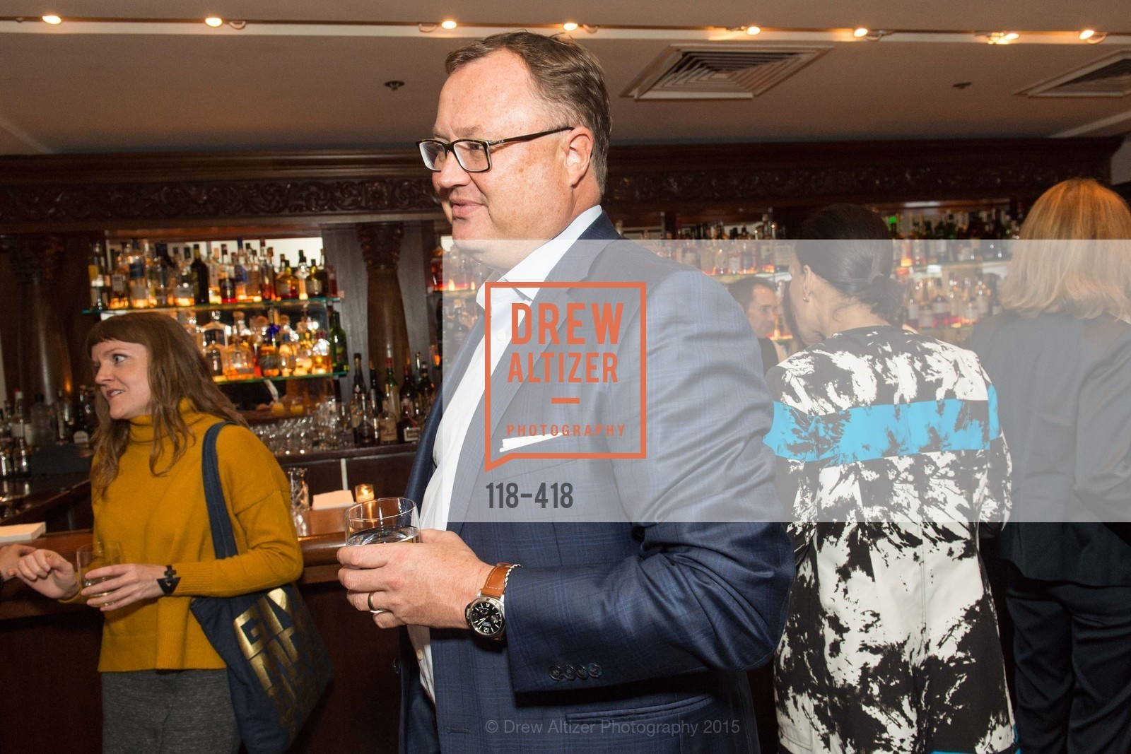 Chuck Strickler, Artsy and Sotheby's Village Pub Dinner, Village Pub, October 27th, 2015,Drew Altizer, Drew Altizer Photography, full-service agency, private events, San Francisco photographer, photographer california