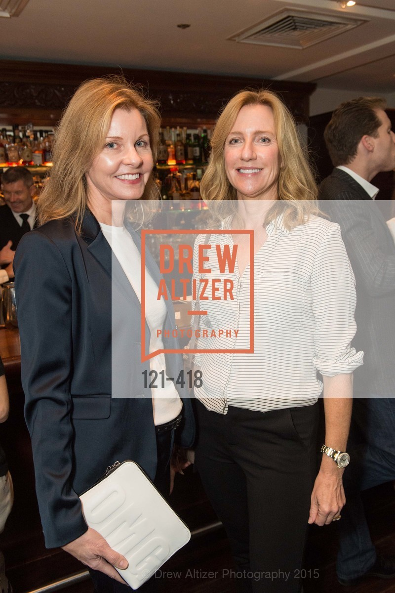 Karen Tallackson Tacon, Meg Lacy, Artsy and Sotheby's Village Pub Dinner, Village Pub, October 27th, 2015,Drew Altizer, Drew Altizer Photography, full-service agency, private events, San Francisco photographer, photographer california