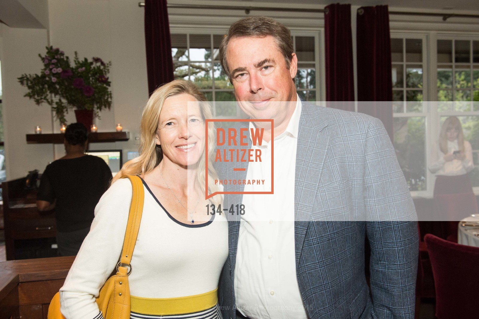 Catarina Powers, Matthew Powers, Artsy and Sotheby's Village Pub Dinner, Village Pub, October 27th, 2015,Drew Altizer, Drew Altizer Photography, full-service agency, private events, San Francisco photographer, photographer california