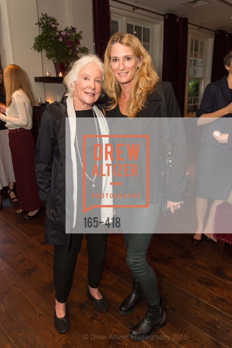 Dasi Herz, Melinda Johnson, Artsy and Sotheby's Village Pub Dinner, Village Pub, October 27th, 2015,Drew Altizer, Drew Altizer Photography, full-service agency, private events, San Francisco photographer, photographer california