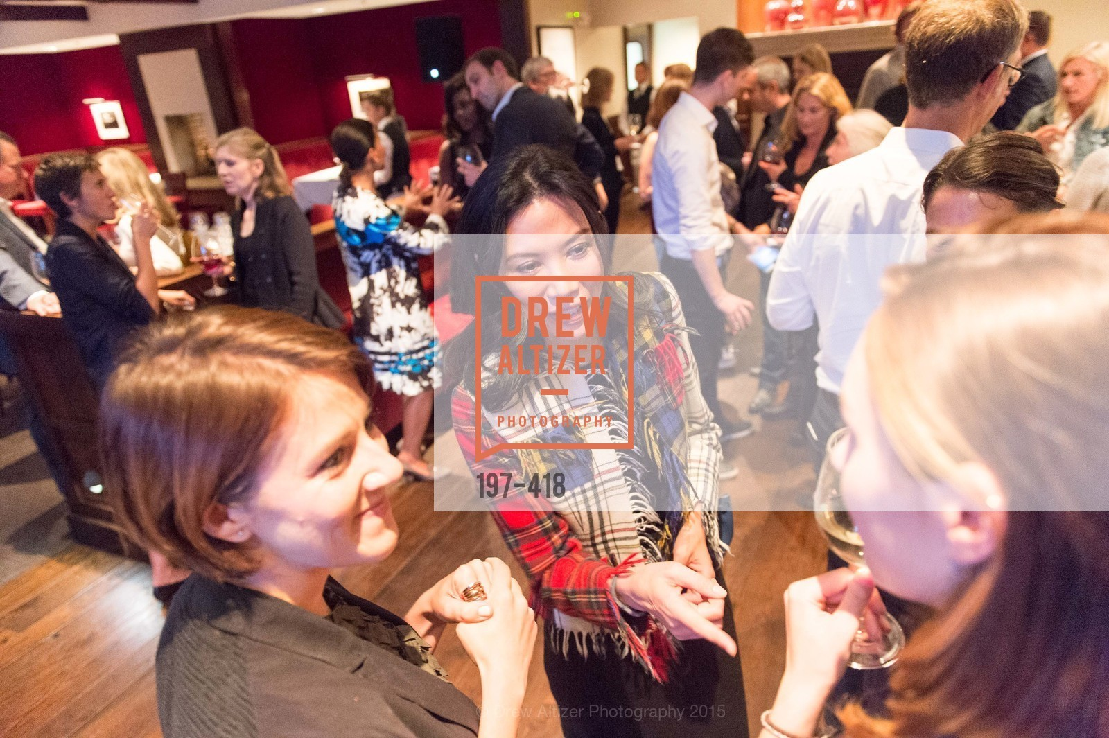 Wendi Murdoch, Artsy and Sotheby's Village Pub Dinner, Village Pub, October 27th, 2015,Drew Altizer, Drew Altizer Photography, full-service agency, private events, San Francisco photographer, photographer california