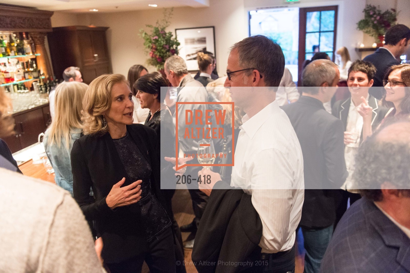 Jennifer Biederbeck, Artsy and Sotheby's Village Pub Dinner, Village Pub, October 27th, 2015,Drew Altizer, Drew Altizer Photography, full-service agency, private events, San Francisco photographer, photographer california