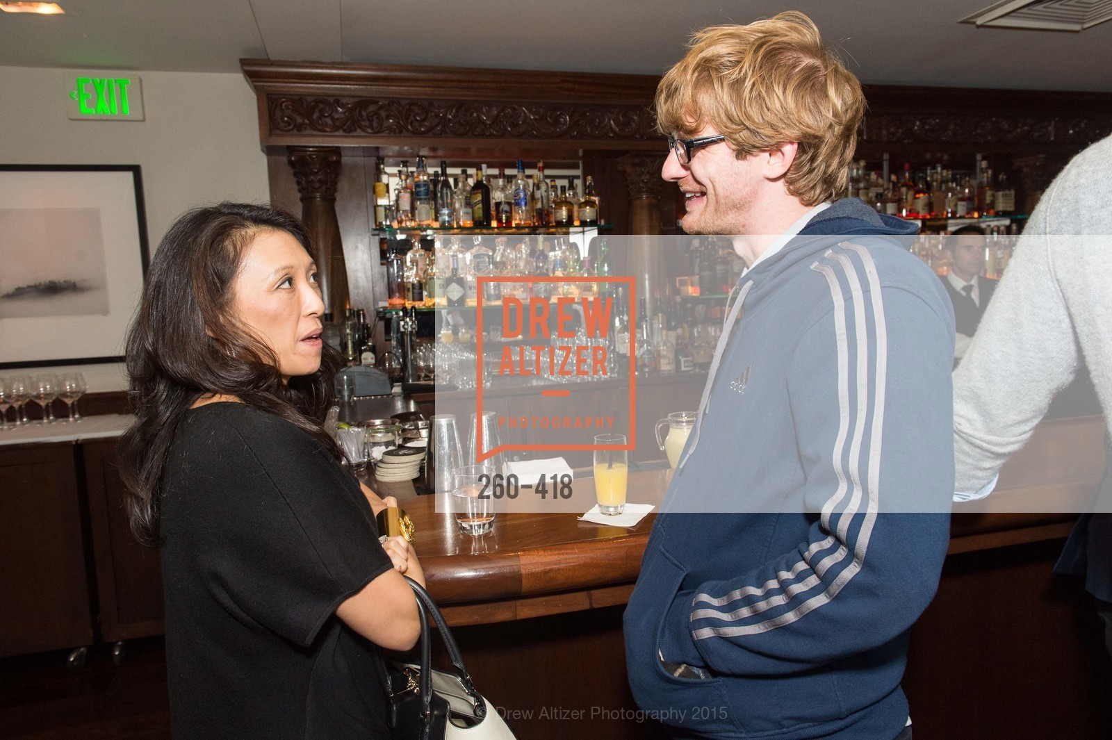 Cori Bates, Artsy and Sotheby's Village Pub Dinner, Village Pub, October 27th, 2015,Drew Altizer, Drew Altizer Photography, full-service agency, private events, San Francisco photographer, photographer california