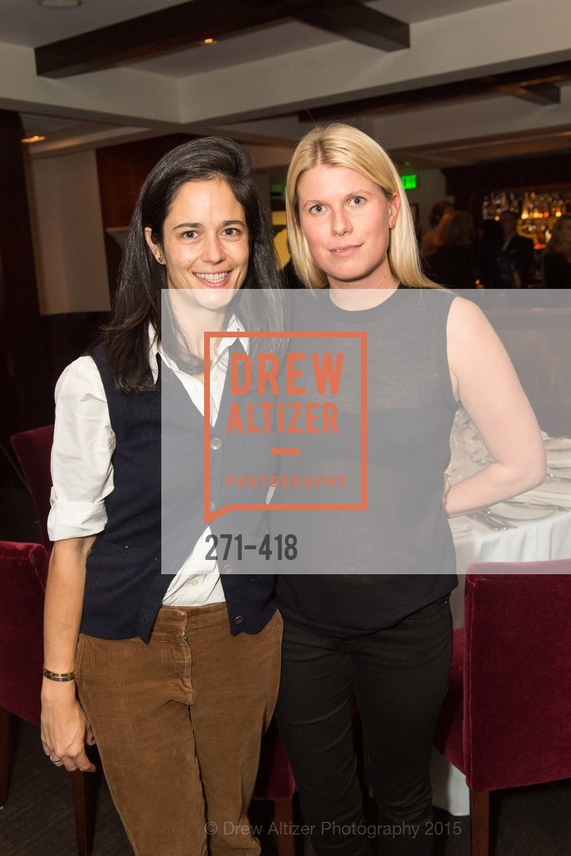 Florie Hutchinson, Sarah Wendell, Artsy and Sotheby's Village Pub Dinner, Village Pub, October 27th, 2015,Drew Altizer, Drew Altizer Photography, full-service agency, private events, San Francisco photographer, photographer california