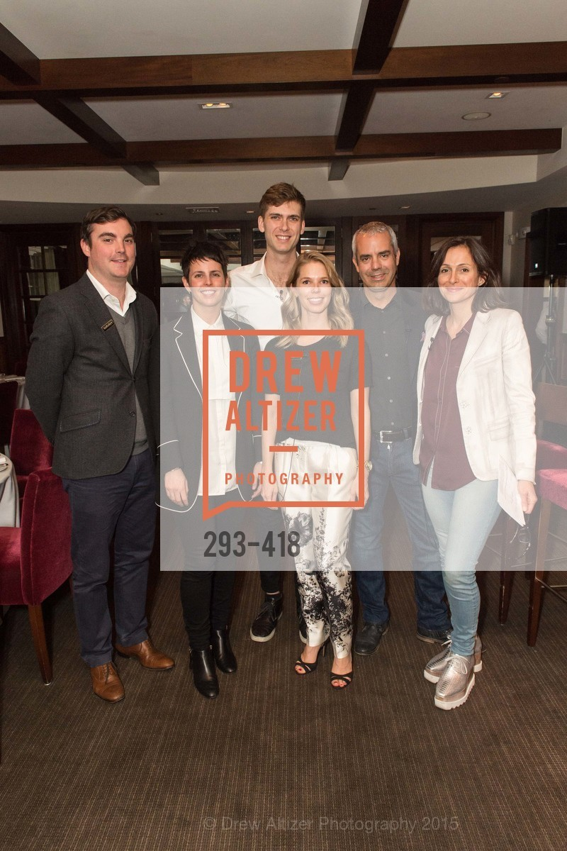 Charles Moffett, Jessica Silverman, Carter Cleveland, Courtney Kremers, Kevin Johnson, Sarah Thornton, Artsy and Sotheby's Village Pub Dinner, Village Pub, October 27th, 2015,Drew Altizer, Drew Altizer Photography, full-service agency, private events, San Francisco photographer, photographer california