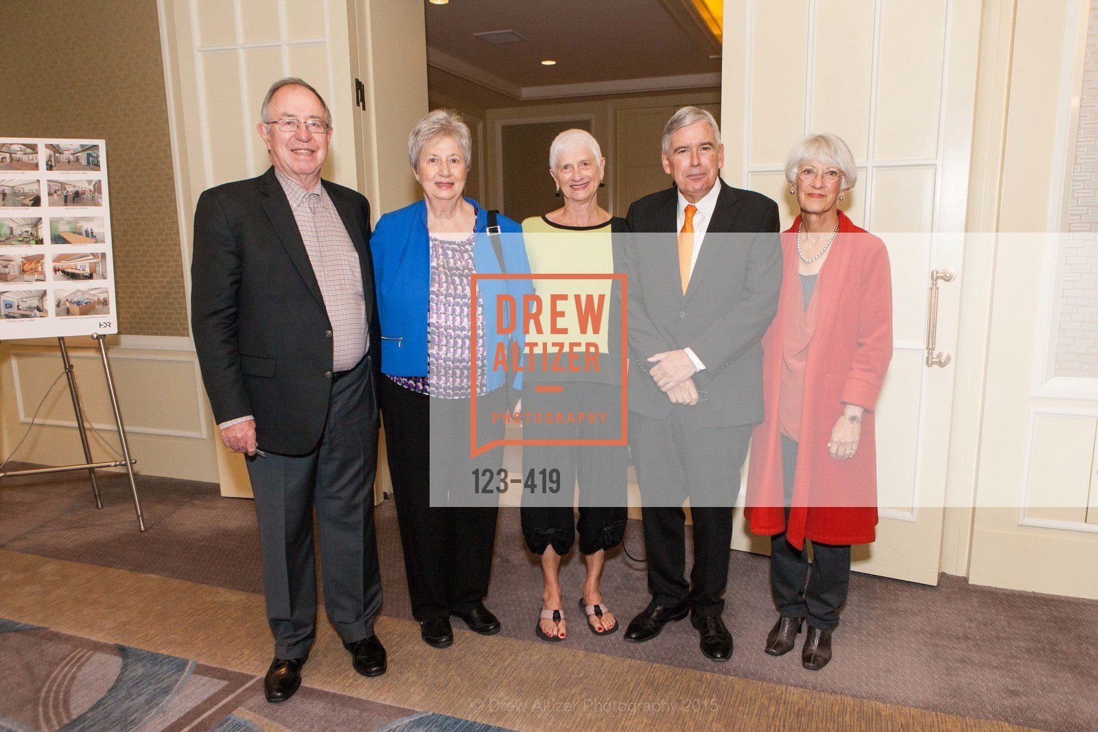 Bob Willis, Anne-Marie Willis, Sharon Hofstedt, Jim McElwee, Suzy McElwee, HealthRight 360 BE THE  CHANGE, Four Season Hotel, Veranda Room. 757 Market Street, October 28th, 2015,Drew Altizer, Drew Altizer Photography, full-service agency, private events, San Francisco photographer, photographer california