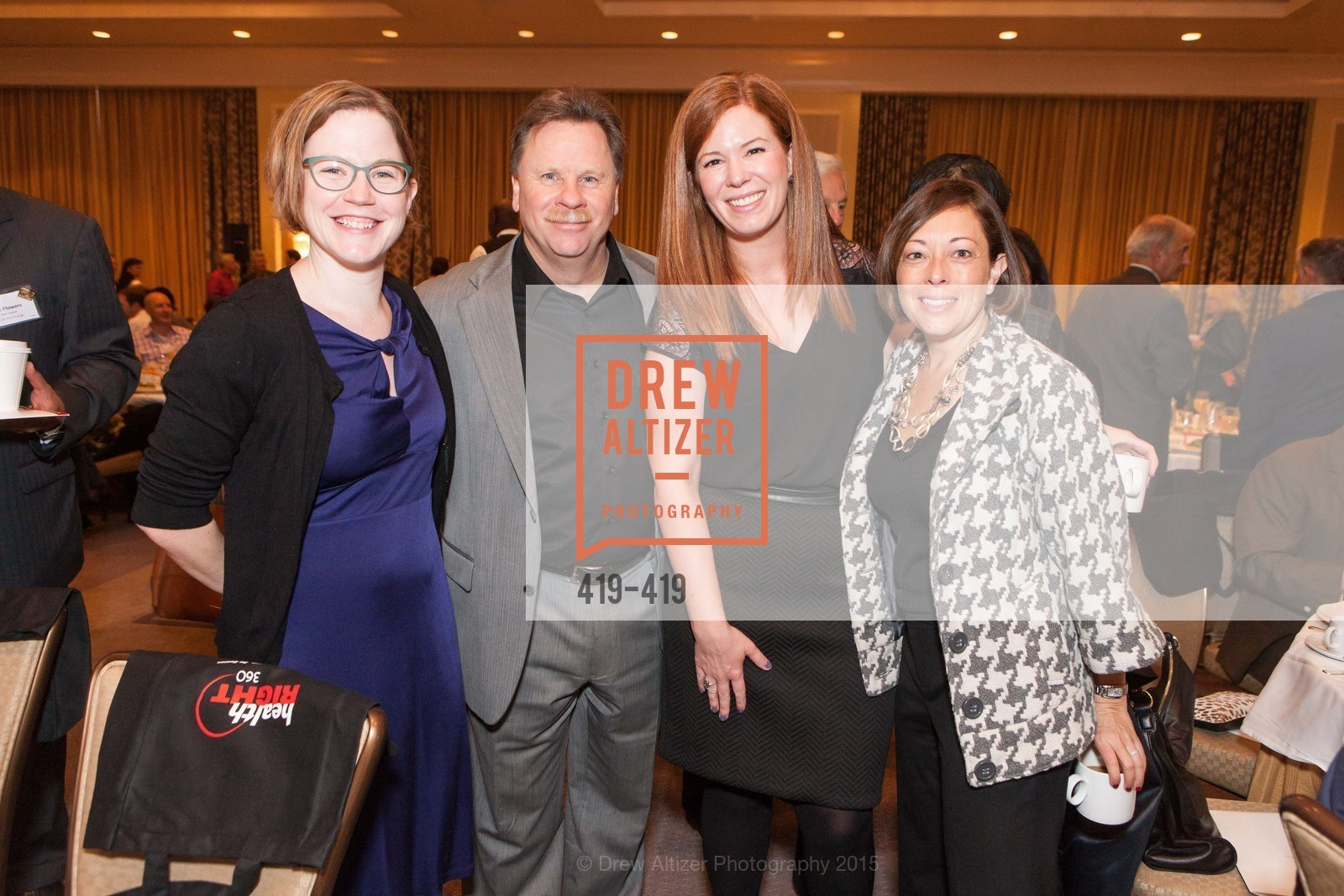 Abigail Stewart-Kahn, John Grgurina, Emily Webb, Melissa White, HealthRight 360 BE THE  CHANGE, Four Season Hotel, Veranda Room. 757 Market Street, October 28th, 2015,Drew Altizer, Drew Altizer Photography, full-service agency, private events, San Francisco photographer, photographer california