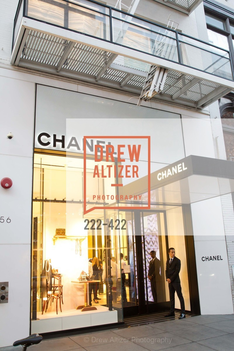 Atmosphere, Chanel San Francisco Lion, October 28th, 2015, Photo,Drew Altizer, Drew Altizer Photography, full-service agency, private events, San Francisco photographer, photographer california