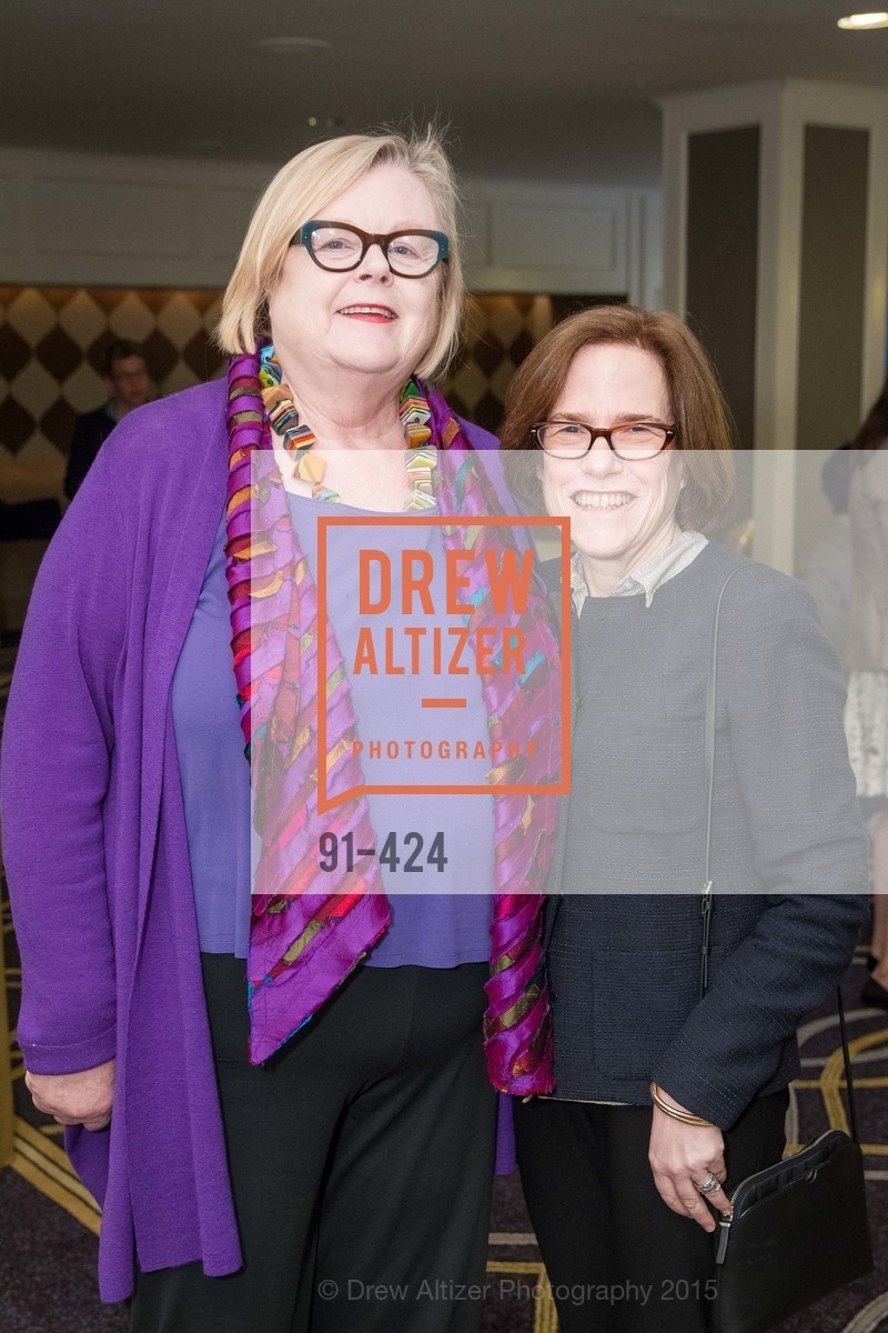 Donna Miller Casey, Paulette Kessler, 2015 ARCS Foundation Scholar Awards Luncheon, The Fairmont San Francisco. 950 Mason St, October 29th, 2015,Drew Altizer, Drew Altizer Photography, full-service agency, private events, San Francisco photographer, photographer california