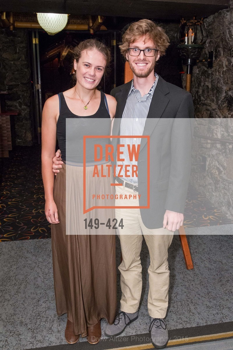Laura Hen, Adam Koogan, 2015 ARCS Foundation Scholar Awards Luncheon, The Fairmont San Francisco. 950 Mason St, October 29th, 2015,Drew Altizer, Drew Altizer Photography, full-service agency, private events, San Francisco photographer, photographer california