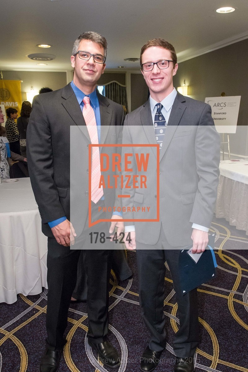 Adam Elkhaled, Jeremy Bancroft Brown, 2015 ARCS Foundation Scholar Awards Luncheon, The Fairmont San Francisco. 950 Mason St, October 29th, 2015,Drew Altizer, Drew Altizer Photography, full-service agency, private events, San Francisco photographer, photographer california