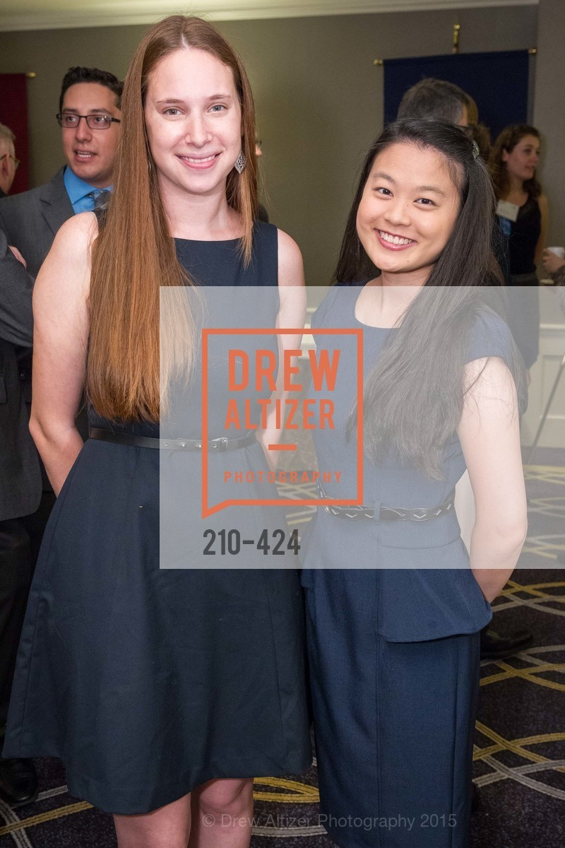 Amy Goldberg, Sarah Wong, 2015 ARCS Foundation Scholar Awards Luncheon, The Fairmont San Francisco. 950 Mason St, October 29th, 2015,Drew Altizer, Drew Altizer Photography, full-service agency, private events, San Francisco photographer, photographer california