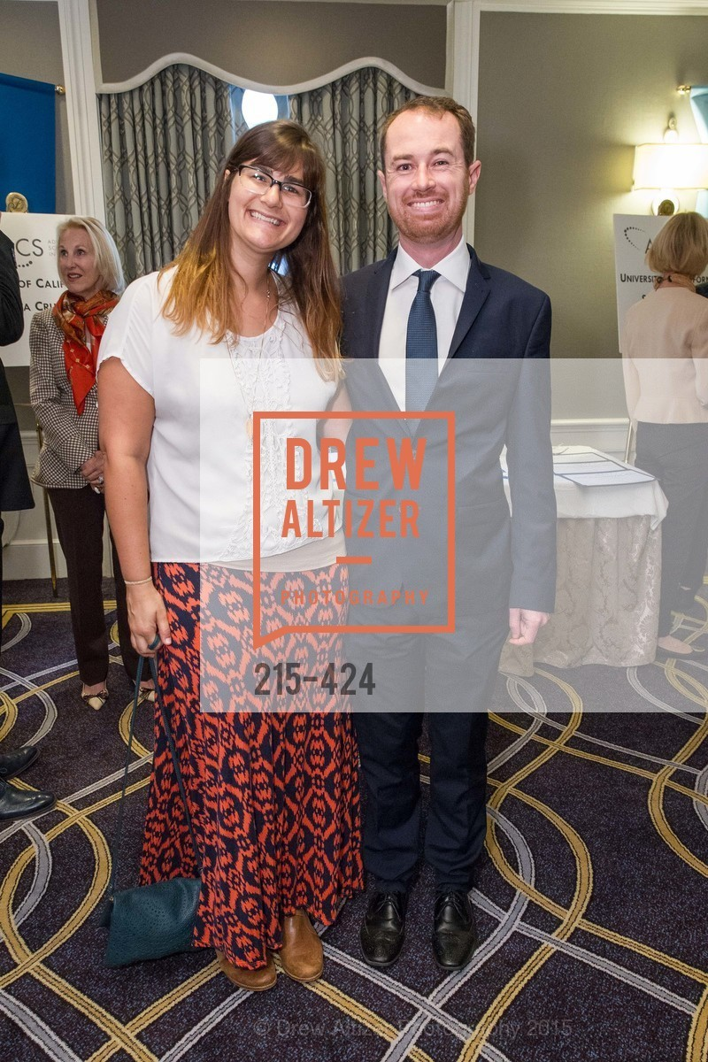 Allison Collins, Kieran Collins, 2015 ARCS Foundation Scholar Awards Luncheon, The Fairmont San Francisco. 950 Mason St, October 29th, 2015,Drew Altizer, Drew Altizer Photography, full-service agency, private events, San Francisco photographer, photographer california