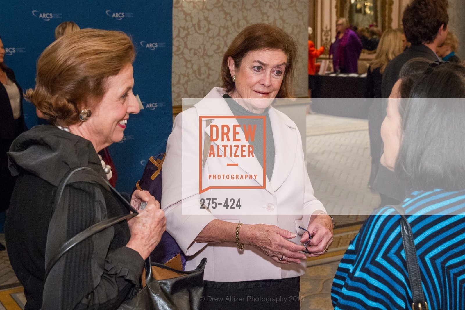 Susan Pelosi, 2015 ARCS Foundation Scholar Awards Luncheon, The Fairmont San Francisco. 950 Mason St, October 29th, 2015,Drew Altizer, Drew Altizer Photography, full-service agency, private events, San Francisco photographer, photographer california