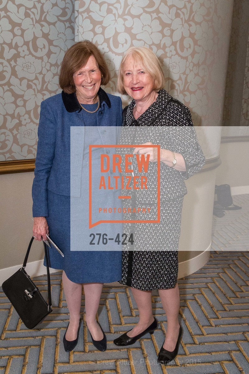Barbara Glynn, Betsy Stafford, 2015 ARCS Foundation Scholar Awards Luncheon, The Fairmont San Francisco. 950 Mason St, October 29th, 2015,Drew Altizer, Drew Altizer Photography, full-service agency, private events, San Francisco photographer, photographer california