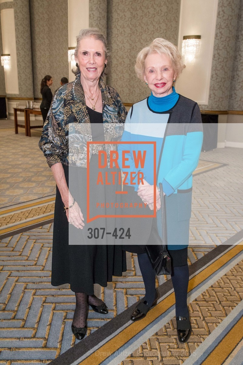 Elaine Oldhan, Marilyn Hodgson, 2015 ARCS Foundation Scholar Awards Luncheon, The Fairmont San Francisco. 950 Mason St, October 29th, 2015,Drew Altizer, Drew Altizer Photography, full-service event agency, private events, San Francisco photographer, photographer California