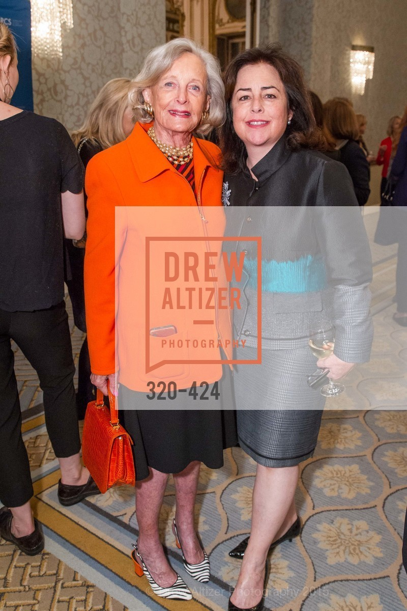 Patsy Pope, Molly Vatinel, 2015 ARCS Foundation Scholar Awards Luncheon, The Fairmont San Francisco. 950 Mason St, October 29th, 2015,Drew Altizer, Drew Altizer Photography, full-service agency, private events, San Francisco photographer, photographer california