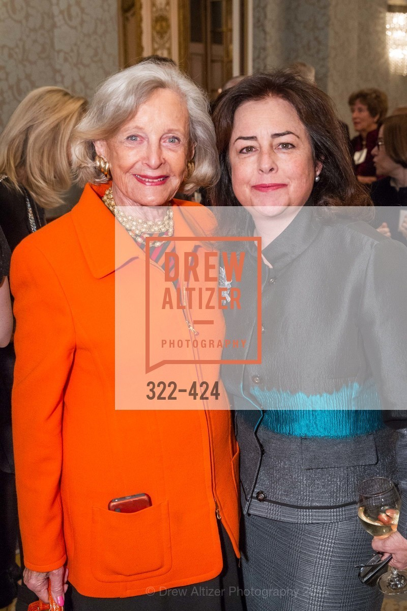Patsy Pope, Molly Vatinel, 2015 ARCS Foundation Scholar Awards Luncheon, The Fairmont San Francisco. 950 Mason St, October 29th, 2015,Drew Altizer, Drew Altizer Photography, full-service event agency, private events, San Francisco photographer, photographer California