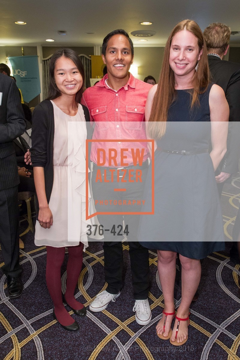 Ivy Huang, Aakash Gupta, Amy Goldberg, 2015 ARCS Foundation Scholar Awards Luncheon, The Fairmont San Francisco. 950 Mason St, October 29th, 2015,Drew Altizer, Drew Altizer Photography, full-service agency, private events, San Francisco photographer, photographer california
