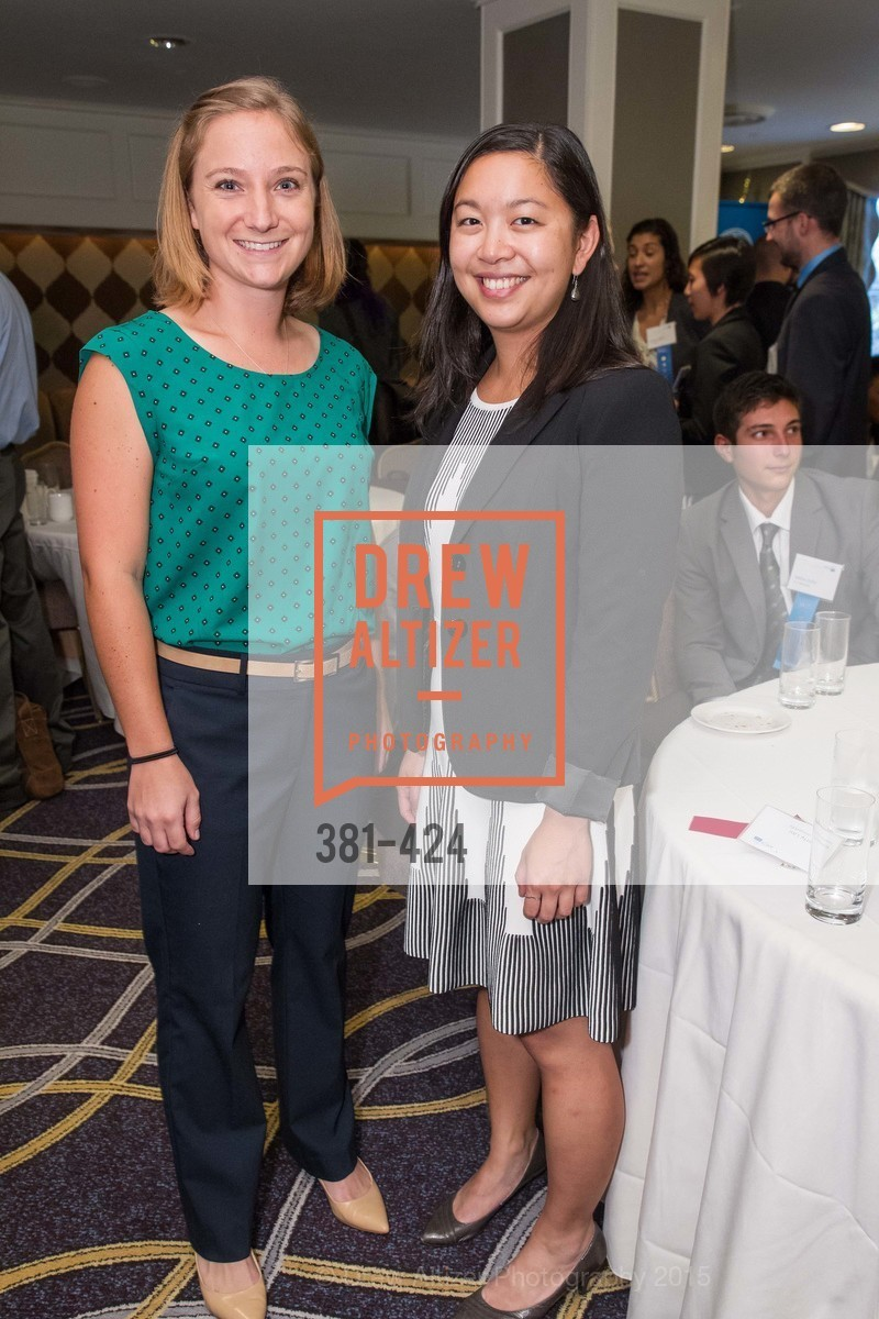 Kathleen Sokolowsky, Kimberly Lau, 2015 ARCS Foundation Scholar Awards Luncheon, The Fairmont San Francisco. 950 Mason St, October 29th, 2015,Drew Altizer, Drew Altizer Photography, full-service agency, private events, San Francisco photographer, photographer california