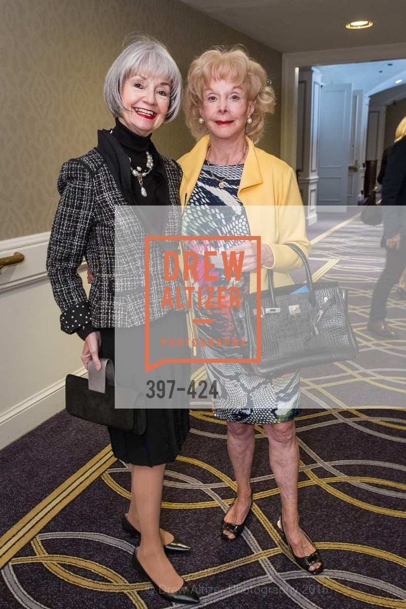Diane Perenti, Jill Hope, 2015 ARCS Foundation Scholar Awards Luncheon, The Fairmont San Francisco. 950 Mason St, October 29th, 2015,Drew Altizer, Drew Altizer Photography, full-service event agency, private events, San Francisco photographer, photographer California