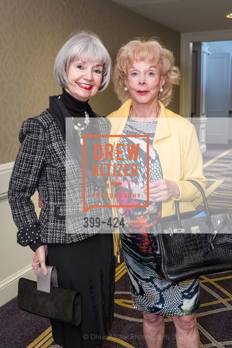 Diane Perenti, Jill Hope, 2015 ARCS Foundation Scholar Awards Luncheon, The Fairmont San Francisco. 950 Mason St, October 29th, 2015,Drew Altizer, Drew Altizer Photography, full-service agency, private events, San Francisco photographer, photographer california