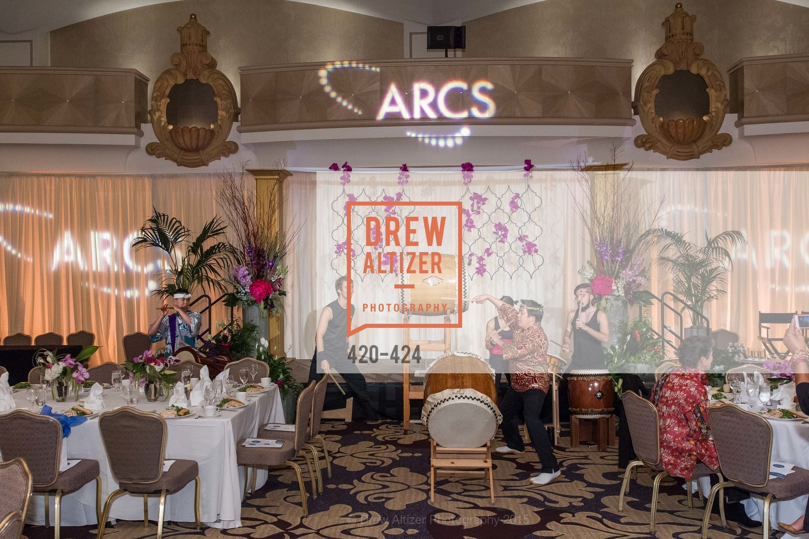 Performance, 2015 ARCS Foundation Scholar Awards Luncheon, The Fairmont San Francisco. 950 Mason St, October 29th, 2015,Drew Altizer, Drew Altizer Photography, full-service event agency, private events, San Francisco photographer, photographer California