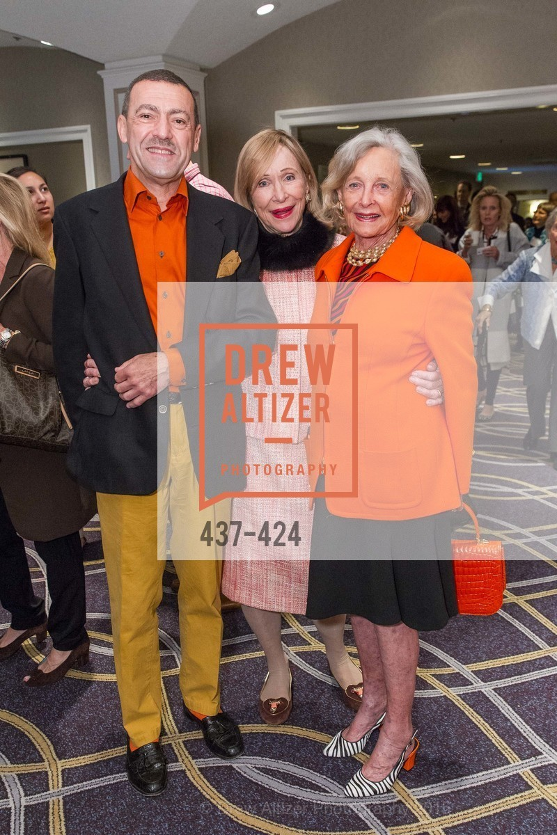 Albert Bartridge, Anne Seymour, Patsy Pope, 2015 ARCS Foundation Scholar Awards Luncheon, The Fairmont San Francisco. 950 Mason St, October 29th, 2015,Drew Altizer, Drew Altizer Photography, full-service agency, private events, San Francisco photographer, photographer california