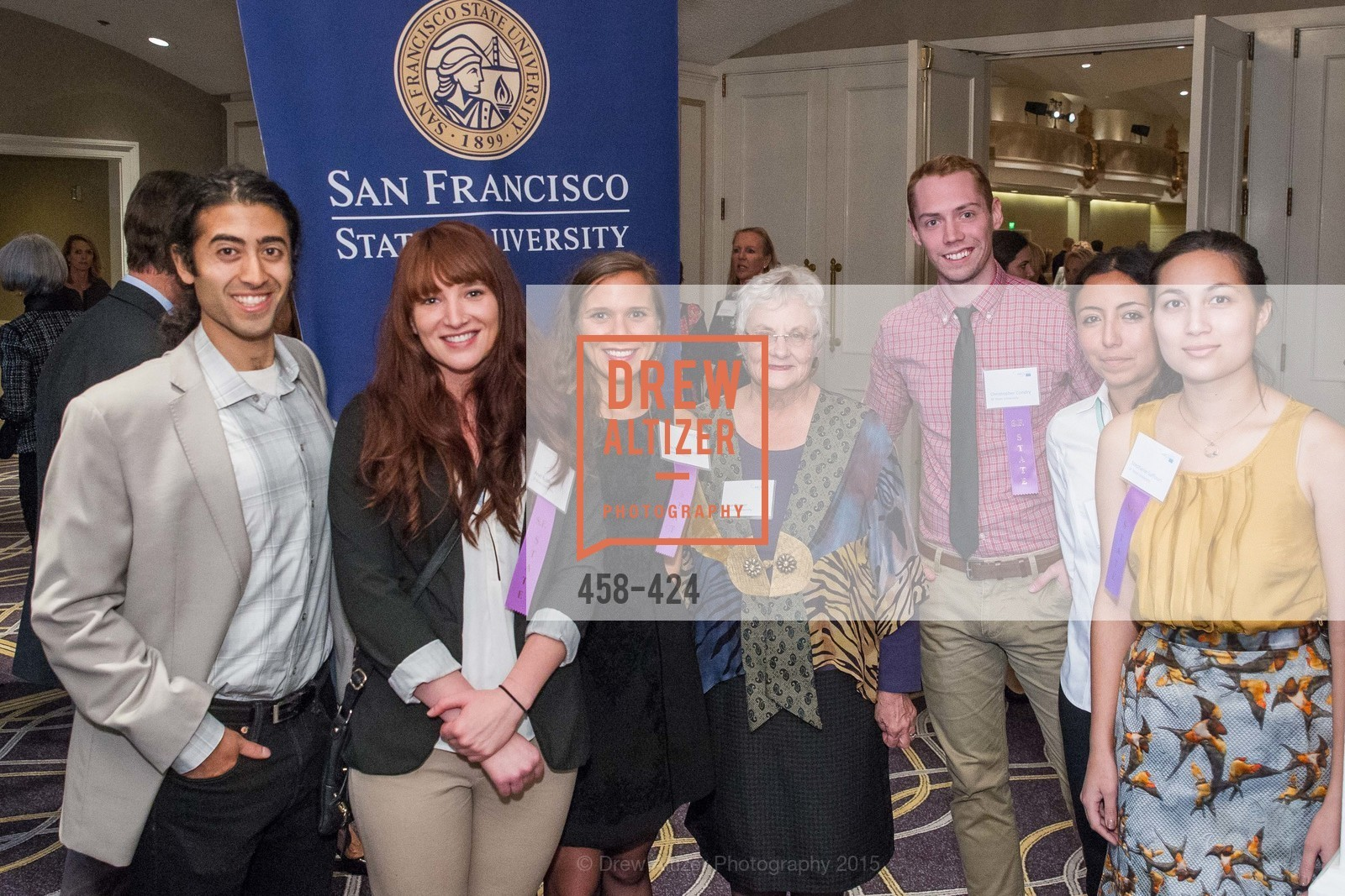 Group Photo, 2015 ARCS Foundation Scholar Awards Luncheon, The Fairmont San Francisco. 950 Mason St, October 29th, 2015,Drew Altizer, Drew Altizer Photography, full-service agency, private events, San Francisco photographer, photographer california